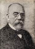 Robert Koch, founder of modern bacteriology