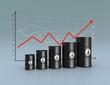 concept of oil market