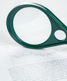 Magnifier on article
