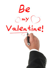 Just Be My Valentine!