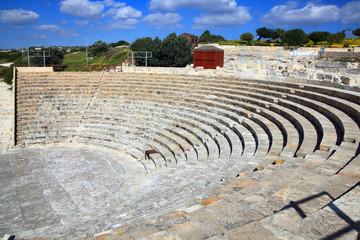 Kourion Roman amphitheatre, Cyprus