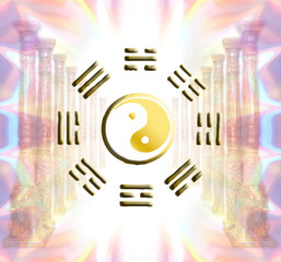 spiritual series: Tao and I-ching