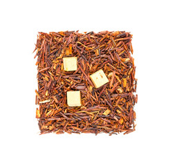 Rooibos tea with caramel