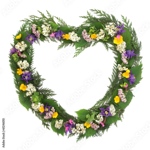 Wild Flower Wreath