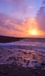 Coucher de soleil plage 1