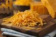 Organic Shredded Sharp Cheddar Cheese - 61251459