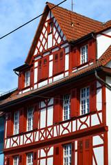 Fachwerkhaus in Oberkirch / Baden-Württemberg