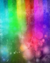 abstrakt lichter farben