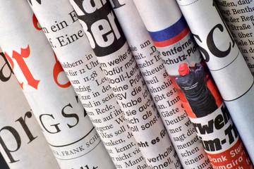 Zeitungen, Presse, Tageszeitungen, Pressefreiheit, Medien, Print