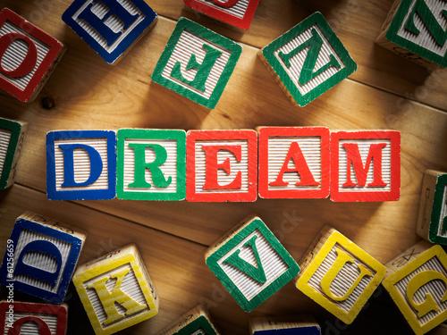 Dream concept