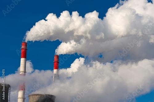 Air pollution - 61257475