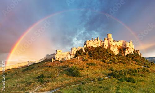 obraz PCV Spissky Castle, Slovakia