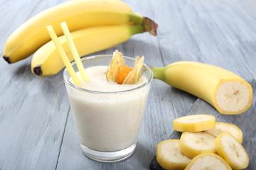 frullato di banane