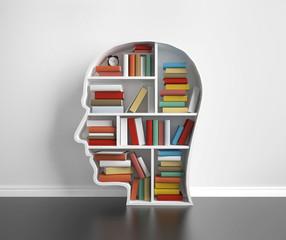 bookshelf head