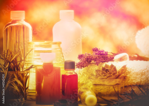 Spa treatment - Aromatherapy