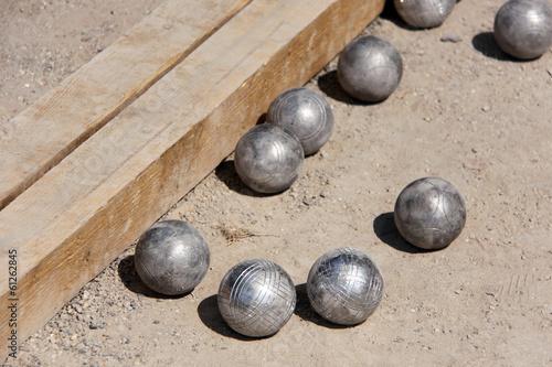 pétanque kugeln