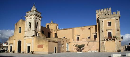 Castello dei principi di Biscari - Acate - XV Secolo.