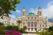 Casino and Opera house in Monte Carlo.