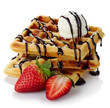 Belgium waffles - 61264680
