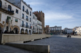 Spanish destination, Caceres