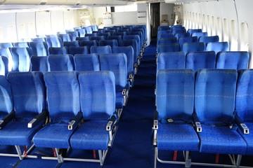 cabine avion A