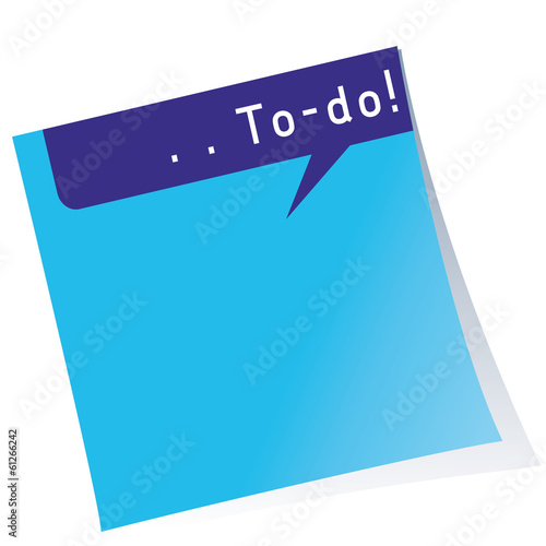 Reminder,post-it,to-do,vector,free,isolated,blue