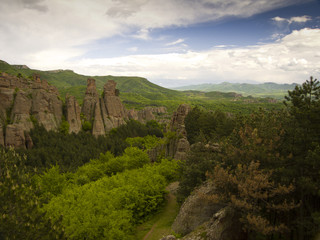 Bulgarian wonders - phenomenon of Belogradchik rocks