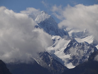 Mt. Cook / Mount Cook. Neuseeland. New Zealand.