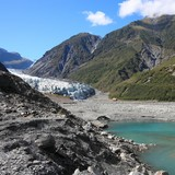 New Zealand - Westland National Park, Fox Glacier