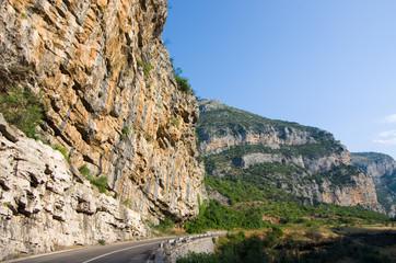 Rockface In Montenegro