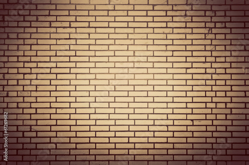 Cement, plaster wall background in vintage, retro style.