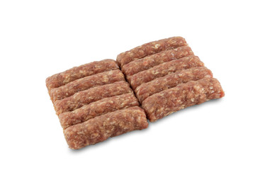 minced meat from supermarket