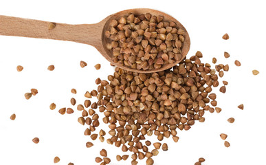 spoon buckwheat