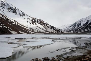 Himalaya mountain landscape in Ladakh, India