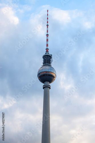 Television Tower in Berlin