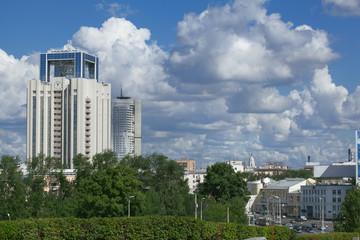 Yekaterinburg.