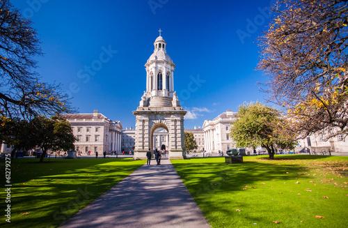Fotobehang Centraal Europa Trinity College, Dublin
