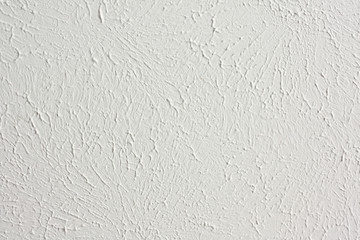 Textured White Ceiling Background