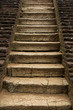 Ancient stone stairs - 61280066