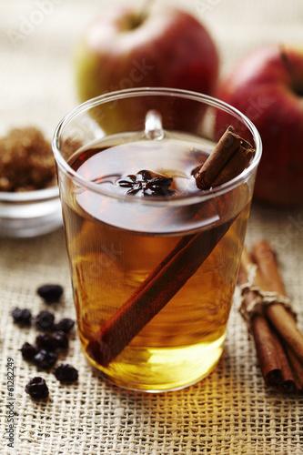 hot apple punch