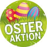 Fototapety Button Osteraktion