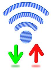 wlan wifi netzwerk  #140209-svg09