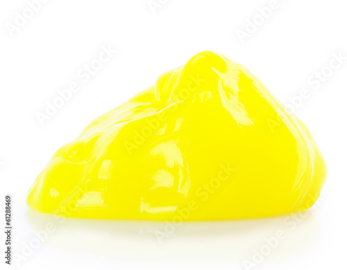 jelly, chewing gum