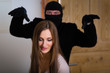Einbruch oder Raub - Täter und Opfer