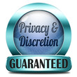 privacy and discretion