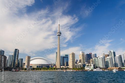 Foto op Aluminium Toronto Toronto cityscape