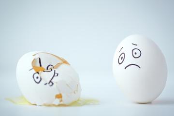 Egg grief