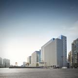 modern buildings - Fine Art prints