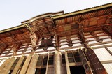 TEMPLE wooden architecture, Tohdaiji 大仏殿