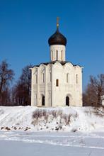 Eglise de l'Intercession de la rivière Nerl